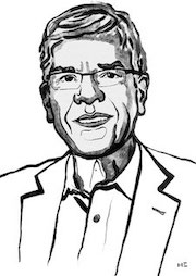 Paul Romer Economist and policy entrepreneur, is a co-recipient of the 2018 Nobel Prize in Economics Sciences and University Professor in Economics at NYU. He has spent his career at the intersection of economics, innovation, technology, and urbanization, working to